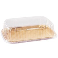 Novacart 2025-4009-031 9 3/8 inch x 13 5/16 inch Clear PET Pastry Tray Lid - 200/Case