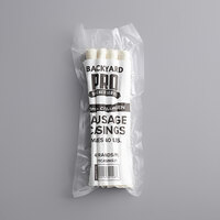 Backyard Pro Butcher Series 21mm Collagen Sausage Casing - Makes 40 lb.