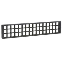All Points 24-1011 19 15/16 inch x 4 inch Cast Iron Bottom Grate