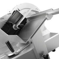Bizerba GSP HD STD-150-GVRB 13 inch Heavy-Duty Automatic Gravity Feed Meat and Cheese Slicer - 1/2 hp