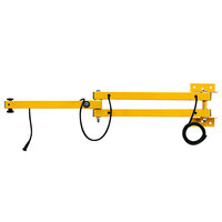 TPI Fostoria 60-LDA 60 inch 3-Arm Heavy-Duty Loading Dock Arm