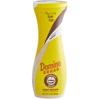 Domino 10 oz. Brown Sugar Pourable Flip-Top Canister