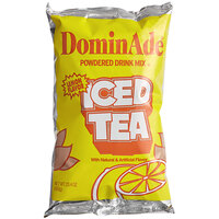 DominAde 23.4 oz. Iced Tea Drink Mix   - 12/Case