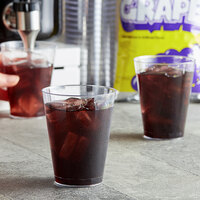 DominAde 21.6 oz. Grape Drink Mix