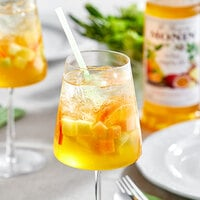 Monin 1 Liter Premium White Sangria Mix
