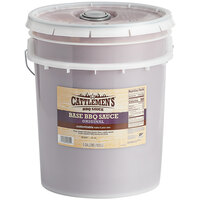 Cattlemen's 5 Gallon Original Barbecue Sauce