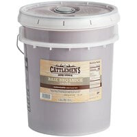 Cattlemen's 5 Gallon Smoky Base Barbecue Sauce