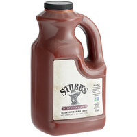 Stubb's 1 Gallon Sticky Sweet Barbecue Sauce
