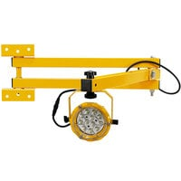 TPI Fostoria DKLED-42-30W LED Loading Dock Light with 42 inch Double Arm - 30W, 3300 Lumens, 120V