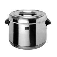 Zojirushi RDS-400 17 Cup Stainless Steel Sushi Rice Container