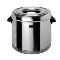 Zojirushi RDS-600 25 Cup Stainless Steel Sushi Rice Container