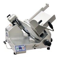 Globe SG13A-05 Heavy-Duty Advanced Automatic Meat Slicer - 1/2 hp