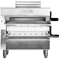 Proluxe DPR3000A Countertop 20 inch Two Stage Dough Roller, 250 Pieces/Hour - 120V, 3/4 hp