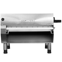Proluxe DPR2000A Countertop 20 inch One Stage Dough Roller, 250 Pieces/Hour - 120V, 3/4 hp