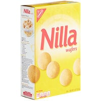 Nabisco Nilla Wafer Cookies 11 oz. Box - 12/Case