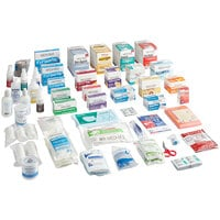 Medique 738ANSIRF First Aid Kit Refill - Class B, ANSI/OSHA Certified - 5-Shelf