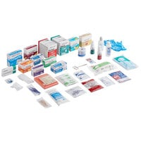 Medique 745ANSIRF First Aid Kit Refill - Class B, ANSI/OSHA Certified - 3-Shelf