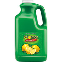 ReaLemon 1 Gallon 100% Lemon Juice - 4/Case