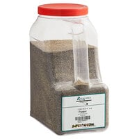 Regal Table Grind Ground Black Pepper - 5 lb.