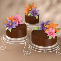 Wilton 307-352 Three-Tier Scroll Cake and Treat Display