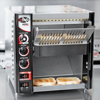 APW Wyott XTRM-2H 10 inch Wide Conveyor Toaster with 3 inch Opening - 240V