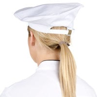 Chef Revival Customizable White Chef Beret