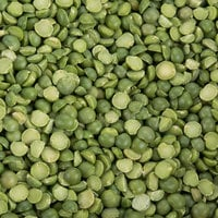 Dried Green Split Peas - 20 lb.
