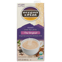 Oregon Chai 32 oz. Organic Original Chai Tea Latte 1:1 Concentrate