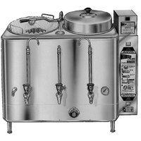 Cecilware FE200 3 PHASE Twin 6 Gallon Automatic Coffee Urn - 120/208/240V
