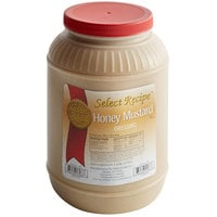 AAK Select Recipe 1 Gallon Honey Mustard Dressing - 4/Case