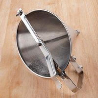 7 1/2 inch Stainless Steel Confectionery Dispenser Funnel