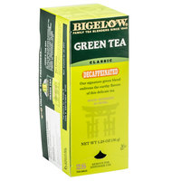 Bigelow Decaffeinated Green Tea Bags - 28/Box