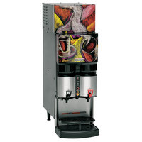 Bunn 34400.0036 LCR-2 Refrigerated Liquid Coffee Dispenser with Scholle Connector - 120V