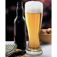 Libbey 1623 23 oz. Customizable Giant Pilsner Glass - 12/Case