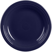 Fiesta Tableware from Steelite International HL466105 Cobalt Blue 10 1/2 inch Round China Dinner Plate - 12/Case