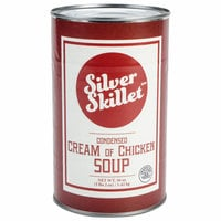 Silver Skillet 550EE 50 oz. Cream of Chicken Soup