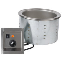 Vollrath 36465 11 Qt. Modular Drop In Soup Well 208/240V