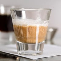 Libbey 15733 Endeavor 3.7 oz. Espresso Shot Glass - 12/Case