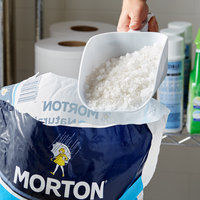 Morton Pure and Natural™ 50 lb Water Softening Crystals