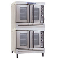 Bakers Pride BCO-E2 Cyclone Series Electric Convection Oven Double Deck