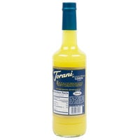 Torani 750 mL Sugar Free Lemon Flavoring / Fruit Syrup