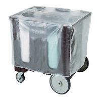 Cambro 14310 Vinyl Dish Caddy Cover for DC575 and DC700