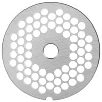 Hobart 22PLT-1/4S #22 1/4 inch Stay Sharp Grinder Plate for 4822 Meat Choppers and Chopping Ends