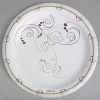 Solo HP9S-J8001 Symphony 9 inch Heavy Weight Paper Plate - 500/Case