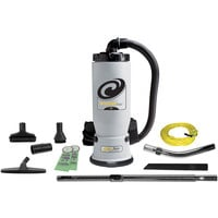 ProTeam 103024 6 Qt. AviationVac Transportation Backpack Vacuum with 103222 Aviation Floor Tool Kit #2