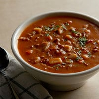 Chincoteague Condensed Manhattan Clam Chowder - 51 oz. Can