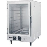 NU-VU PRO-8 Half Height Insulated Proofing Cabinet - 1.8 kW