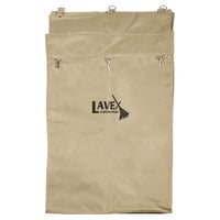 Lavex Lodging 10 Bushel Replacement Canvas Liner for Metal X-Frame Folding Laundry Cart