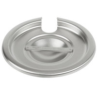 Vollrath 78150 Stainless Steel Slotted Cover for 2.5 Qt. Inset
