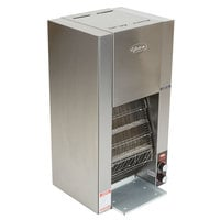 Hatco TK-72 Toast King Vertical Conveyor Toaster - 1 1/4 inch Capacity, 208V